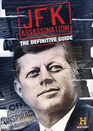 JFK Assassination: The Definitive Guide Online DVD Rental