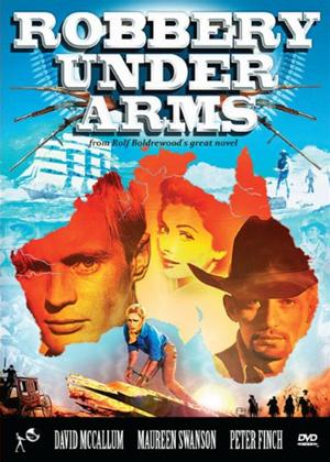 Rent Robbery Under Arms Online DVD Rental