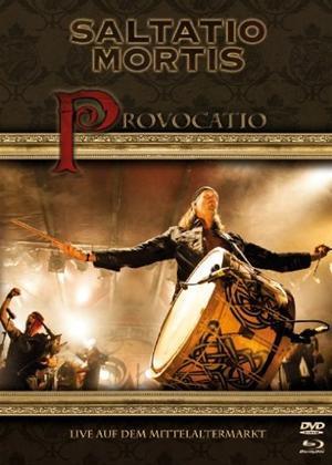 Rent Saltatio Mortis: Provocatio: Live Auf Dem Mittelaltermarkt Online DVD Rental