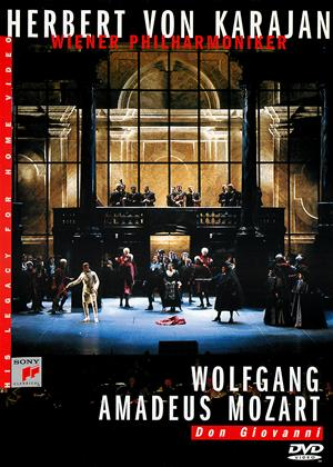 Herbert Von Karajan: His Legacy for Home Video / Mozart: Don Giovanni Online DVD Rental