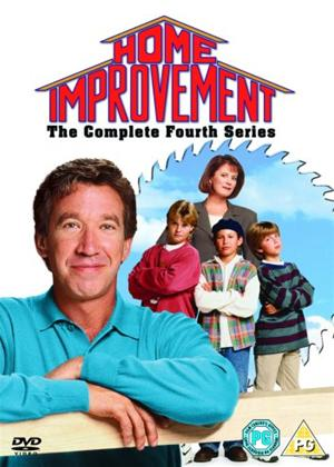 Home Improvement: Series 4 Online DVD Rental