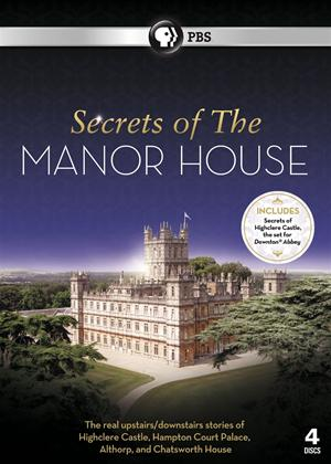 Secrets of the Manor House Series Online DVD Rental