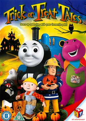 Hit Favourites: Trick or Treat Tales Online DVD Rental