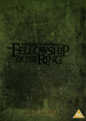 Rent The Lord of the Rings: The Fellowship of the Ring: Extended Cut Online DVD Rental