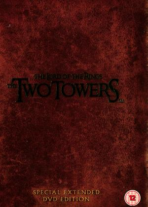 Rent The Lord of the Rings: The Two Towers: Extended Cut Online DVD Rental
