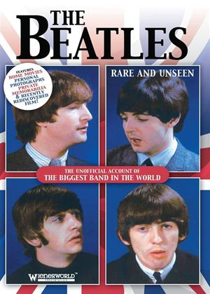 Rare and Unseen: The Beatles Online DVD Rental