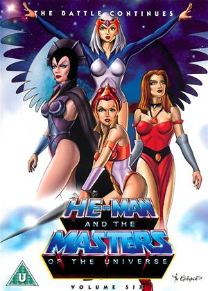 He-Man and the Masters of the Universe: Vol.6 Online DVD Rental