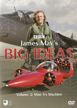 Rent James May's Big Ideas: Man Vs Machine Online DVD Rental
