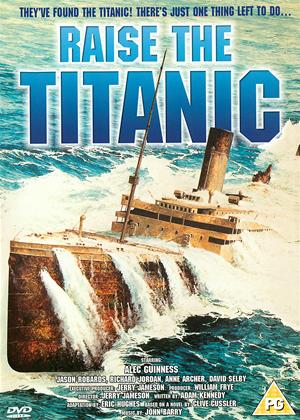 Raise the Titanic Online DVD Rental