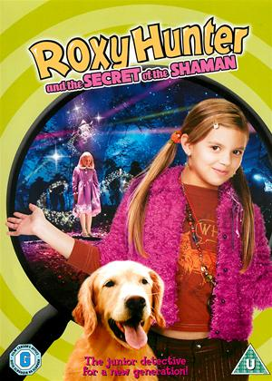 Roxy Hunter and the Secret of the Shaman Online DVD Rental