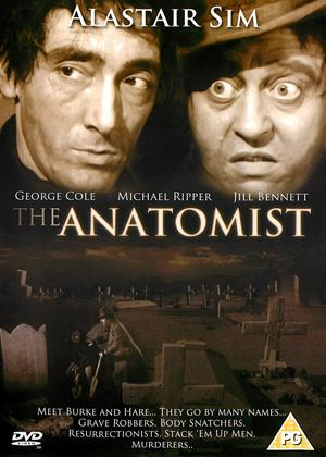 The Anatomist Online DVD Rental