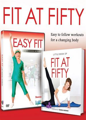 Fit at Fifty with Diana Moran Online DVD Rental