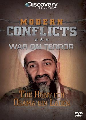Modern Conflicts War on Terror: The Hunt for Osama Bin Laden Online DVD Rental