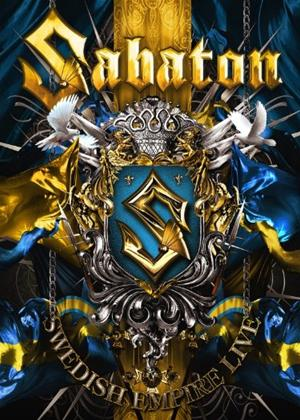 Sabaton: Swedish Empire Live Online DVD Rental