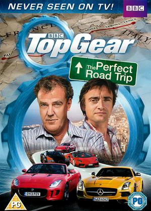Top Gear: The Perfect Road Trip Online DVD Rental