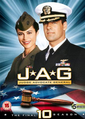 Rent JAG: Series 10 (aka Judge Advocate General) Online DVD Rental