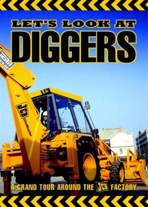 Rent Let's Look at Diggers Online DVD Rental