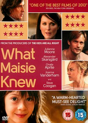 What Maisie Knew Online DVD Rental