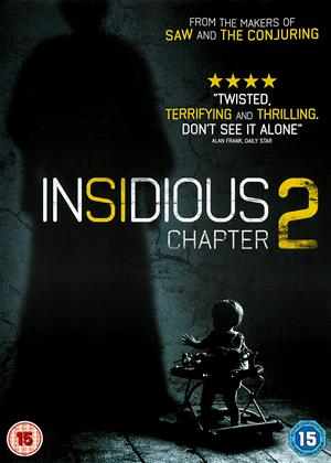 Insidious: Chapter 2 Online DVD Rental