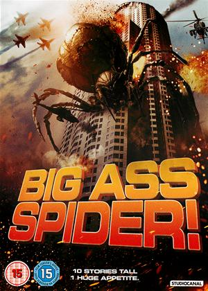 Big Ass Spider Online DVD Rental