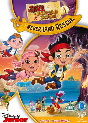 Rent Jake and the Never Land Pirates: Never Land Rescue Online DVD Rental