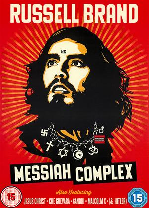 Rent Russell Brand: Messiah Complex Online DVD Rental