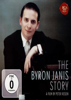 Rent The Byron Janis Story Online DVD Rental