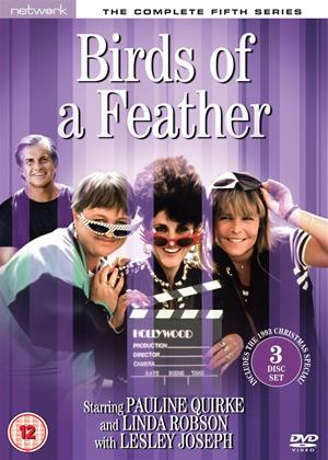 Rent Birds of a Feather: Series 5 Online DVD Rental