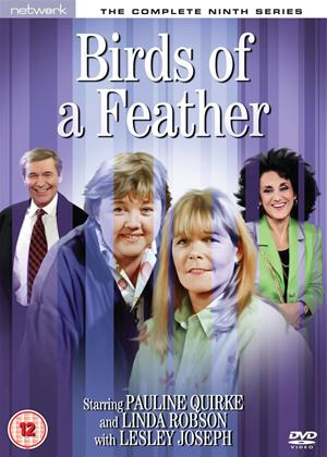 Rent Birds of a Feather: Series 9 Online DVD Rental