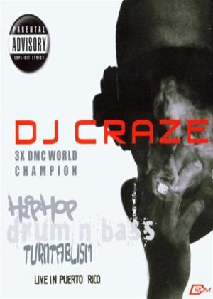 DJ Craze: Ascension in Puerto Rico Online DVD Rental