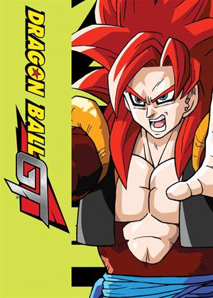Dragon Ball GT Online DVD Rental