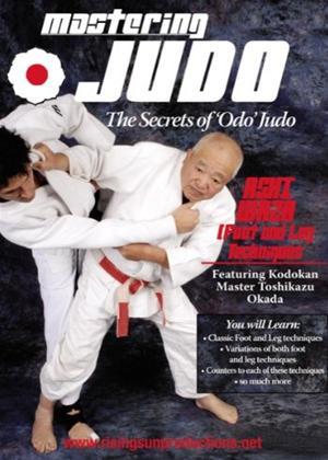Rent Mastering Judo: Ashi Waza Online DVD Rental