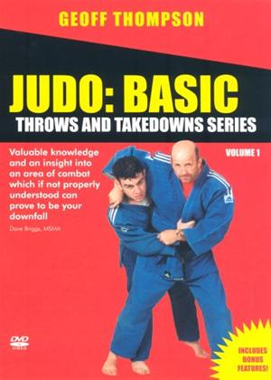 Rent Throws and Takedowns: Judo Basic: Vol.1 Online DVD Rental