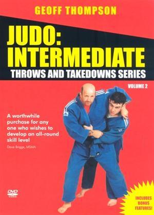 Rent Throws and Takedowns: Judo Intermediate: Vol.2 Online DVD Rental