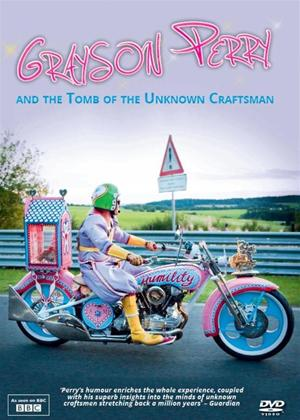Grayson Perry and the Tomb of the Unknown Craftsman Online DVD Rental