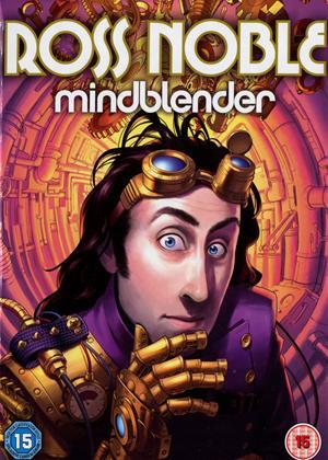 Rent Ross Noble: Mindblender Online DVD Rental