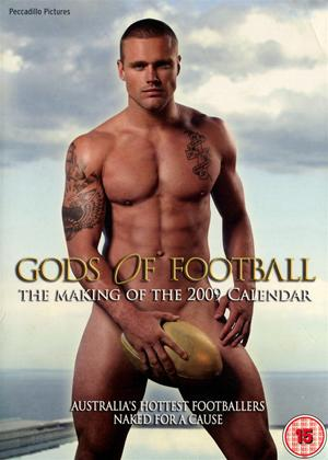 Gods of Football: The Making of the 2009 Calendar Online DVD Rental