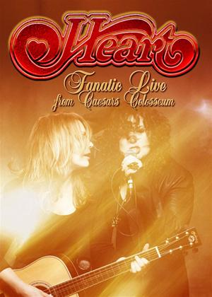 Heart: Fanatic: Live from Caesars Colosseum Online DVD Rental