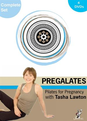 Pregalates: Pilates for Pregnancy Online DVD Rental