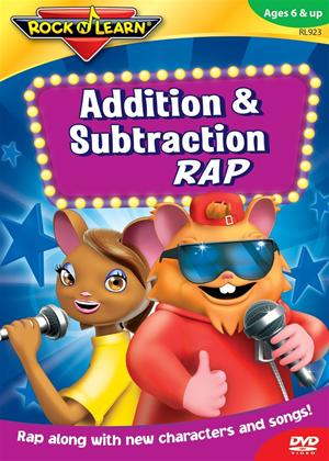Rock N Learn: Addition and Subtraction Rap Online DVD Rental