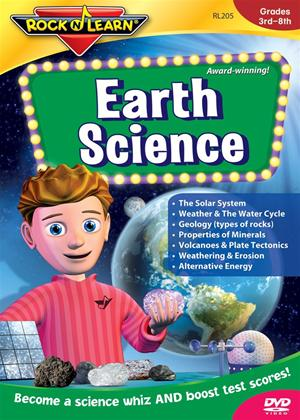Rent Rock N Learn: Earth Science Online DVD Rental