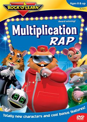 Rent Rock N Learn: Multiplication Rap Online DVD Rental