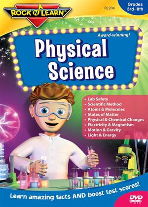 Rock N Learn: Physical Science Online DVD Rental