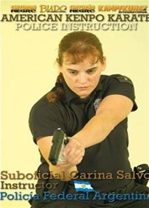 Rent American Kenpo Karate: Instruccion Policial Online DVD Rental