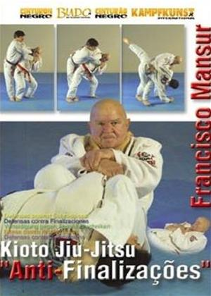 Rent Kioto Jiu Jitsu: Defensas Contra Finalizaciones Online DVD Rental