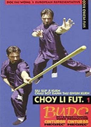 Rent Kung Fu Choy Li Fut Formas Online DVD Rental