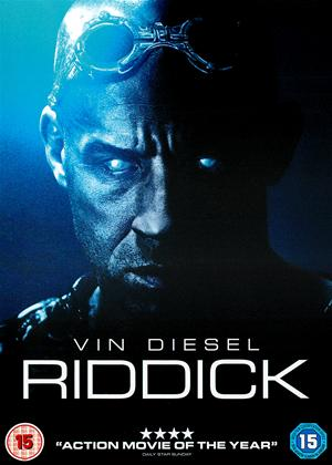 Rent Riddick Online DVD Rental