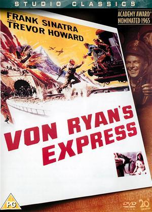 Rent Von Ryan's Express Online DVD Rental