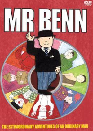 Rent Mr Benn: Zoo Keeper, Wizard, Clown, Magic Carpet, Pirate Online DVD Rental