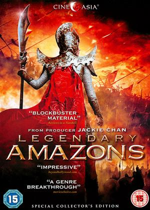 Rent Legendary Amazons (aka The Lady Generals of Yang Family) Online DVD Rental